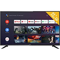 RCA RS43F2 Android TV (43 Pouces Full HD Smart TV avec Google Assistant), Chromecast intégré, HDMI+USB, Triple Tuner, 60Hz