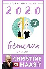 Gémeaux 2020 (J'ai lu) Format Kindle