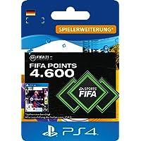 FIFA 21 Ultimate Team 4600 FIFA Points | PS4 (inkl. kostenlosem Upgrade auf PS5) Download Code - deutsches Konto