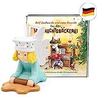 tonies Hörfigur für Toniebox, Weihnachtslieder: Rolf Zuckowski – In der Weihnachtsbäckerei, Hörspiel für Kinder ab 3…