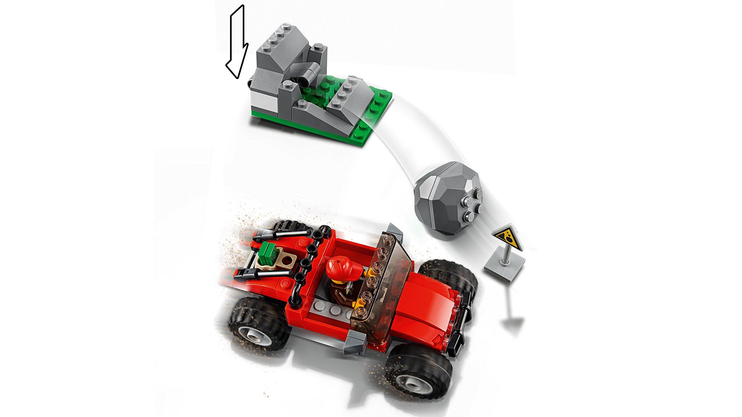 LEGO- City PoliceDuello Fuori Strada, Multicolore, 60172 3 spesavip