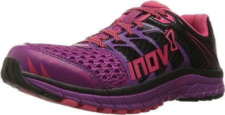 Inov-8 Women's Road Claw™ 275-U Running Shoe, Purple/Black/Pink, 6.5 M US