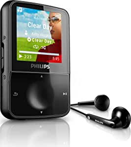 Philips GoGear ViBE MP3-/Video-Player 16 GB (3,8 cm (1,5