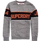 Superdry Men's Retro Stripe Crew Sweatshirt