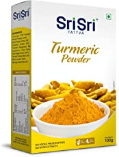 Sri Sri Tattva Tattva Turmeric Powder