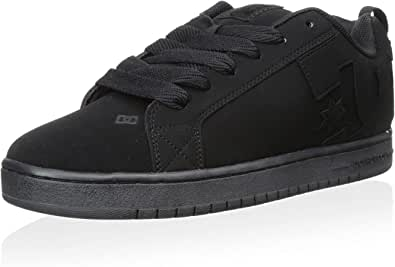 DC Shoes Court Graffik - Low-Top Shoes for Men, Sneaker Uomo