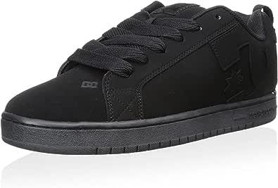 DC Shoes Court Graffik-Low-Top Shoes for Men, Sneaker Uomo