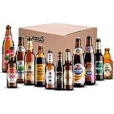 Cervezas Alemanas (Pack 12 variedades) - Pack Cerveza Alemana - Cerveza Alemana - Cervezas del Mundo Regalo - Pack Cervezas d