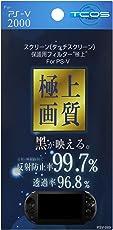 TCOS TECH Sony PS Vita 2000 Full Body Screen Protector Film Scratch Guard Protector