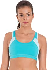 Jockey Women's Cotton Padded Active Bra