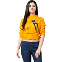 FUNDAY FASHION Women's Regular Fit Top