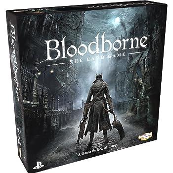 """CoolMiniOrNot CMNBBN001Il gioco di carte di """"Bloodborne"""""""