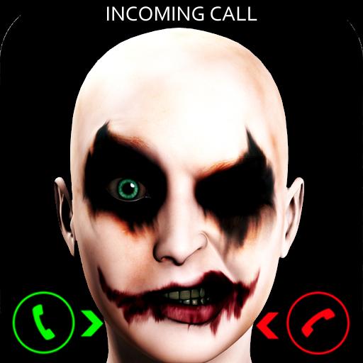 Killer Clown Prank Call (Halloween Scary Face App)