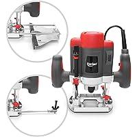 Berlan Défonceuse électrique 1200 W – 6/8 mm Logement de l'outil