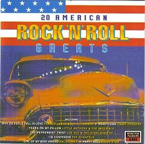 20 American Rock N Roll
