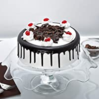 Ferns 'N' Petals Black Forest Cake Half Kg
