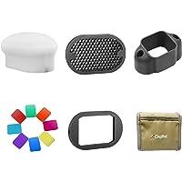 DIGITEK® (DFB 002) Professional Speedlight Flash Bot & Modifier Kit, Better Choice Than Magmod Photography kit…