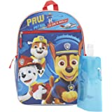 Paw Patrol Backpack Combo Set - Paw Patrol 3 Piece Backpack Set - Chase, Marshall, Zuma, Skye, Rubble & Rocky (Paw Patrol)