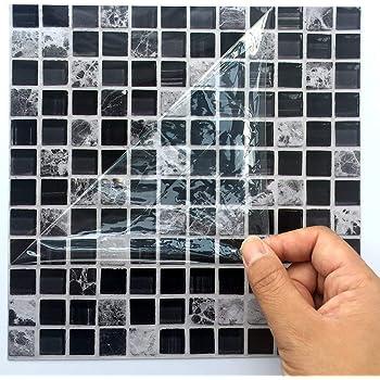 Adesivi piastrelle in pvc rivestimenti bagno for Mattonelle adesive da parete