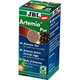 JBL ArtemioPur Fish Food, Artemia Eggs for production of live food 40 ml