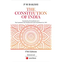 The Constitution of India - 17th Edition
