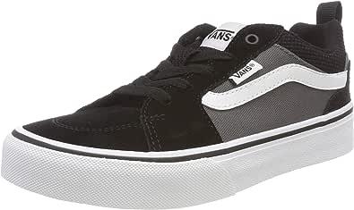 Vans Men's Filmore Suede/Canvas Low-Top Sneakers