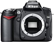 Nikon D90 - Cámara Réflex Digital 12.9 MP (Cuerpo) (Reacondicionado)