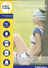 gocolor FullColor Ultra Premium Glossy Paper, 254 GSM A4/20 Sheets