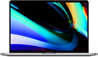 "Apple MacBook Pro (16"", 16GB RAM, Archiviazione 512GB) - Grigio siderale"