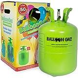 Generique heliumfles 0,42 m3 voor ballonnen, eenheidsmaat