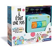 Clementoni-Il était Une Fois-Mon conteur d'histoires-Jeu interactif pour Enfant-Version française, 3 Ans et Plus, 52524…
