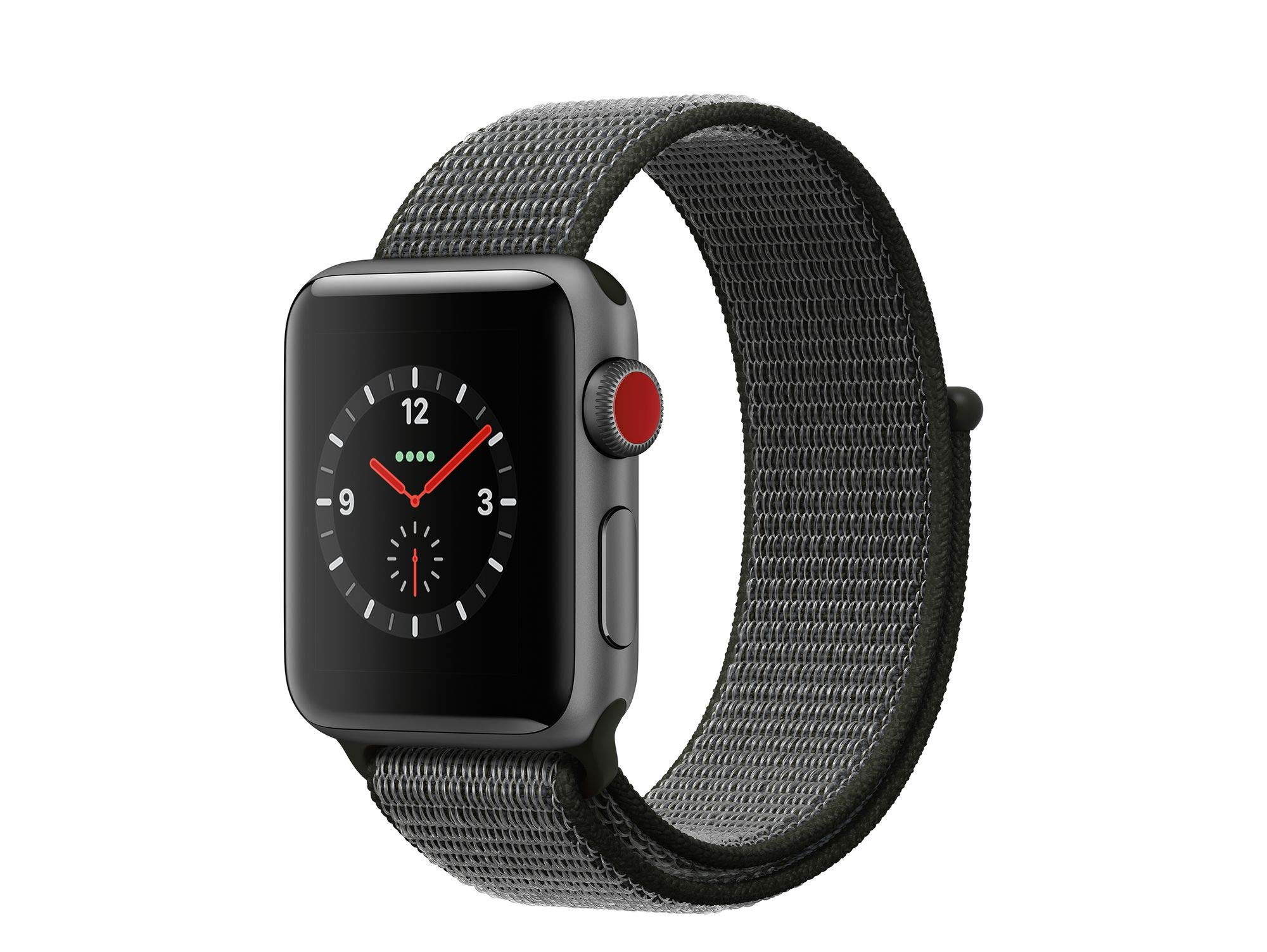 Apple Išmanusis Laikrodis 38mm Aluminium Silber