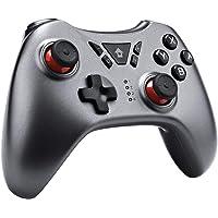EXTSUD PS3 Controller da Gioco Senza Fili con Doppia Vibrazione Joystick Wireless Bluetooth Controller Gaming Ergonomico…