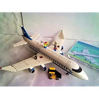 Lego City 3181 Passenger Plane Lego City Amazon Toys Games