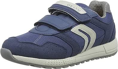 Geox Boy's J Alben C Running Shoes
