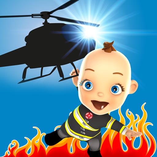 Baby Feuerwehrmann: Fireman Hero (Kostenlos) (Für Fire Baby Kindle Apps)