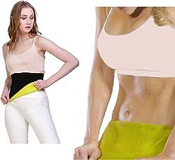 Souxe Waist Trimmer Belt/Heavy Quality Double Strength/Waist Tummy Trimmer