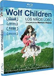 Wolf Children Blu-Ray [Blu-ray]