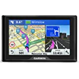 Garmin Drive 51LMT-S 5 Inch Sat Nav with Map Updates for UK and Ireland and Live Traffic, Black