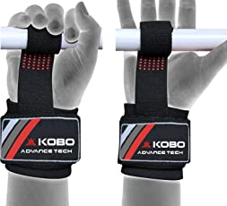Kobo WTA-06 Cotton Gym Support (Black)
