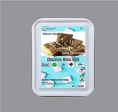 Neotea Tasty Delicious Chocolate Malai Burfi Dessert/Sweets