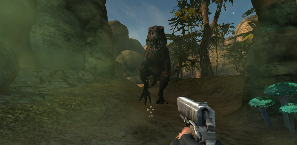 Image of Dinosaur Hunt: Africa Contract