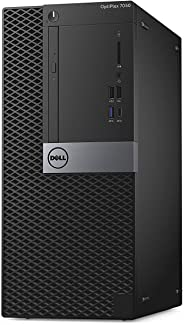 Dell Optiplex 7050 MT Desktop PC, Core i7-7700 16GB RAM 1TB HDD DOS Without Monitor