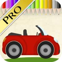 Cars colouring PRO