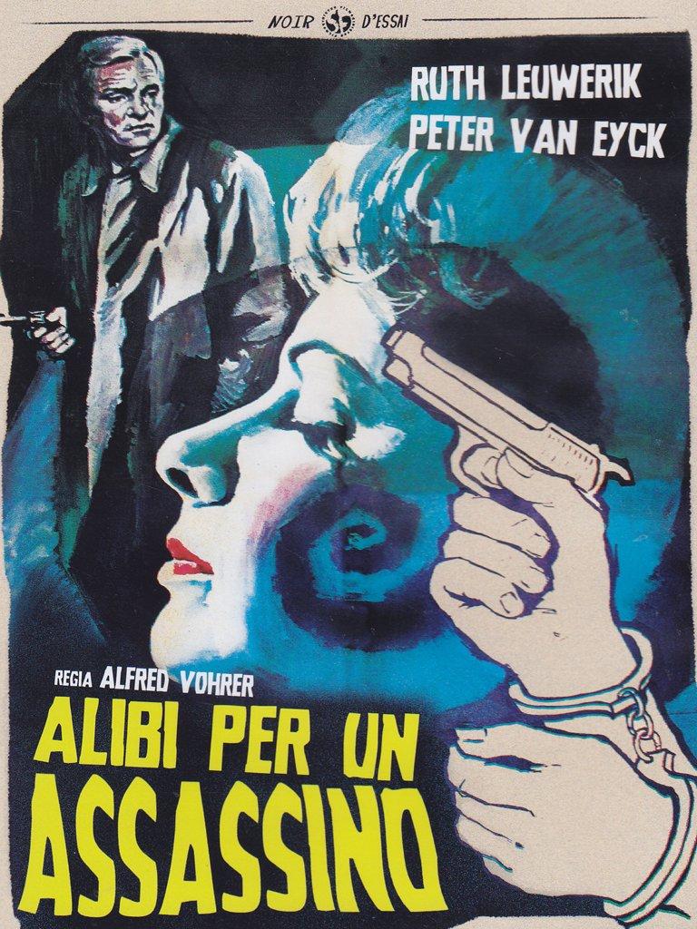 Alibi per Un Assassino (DVD)