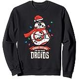 Star Wars BB-8 Season's Greetings Droids Holiday Sweatshirt