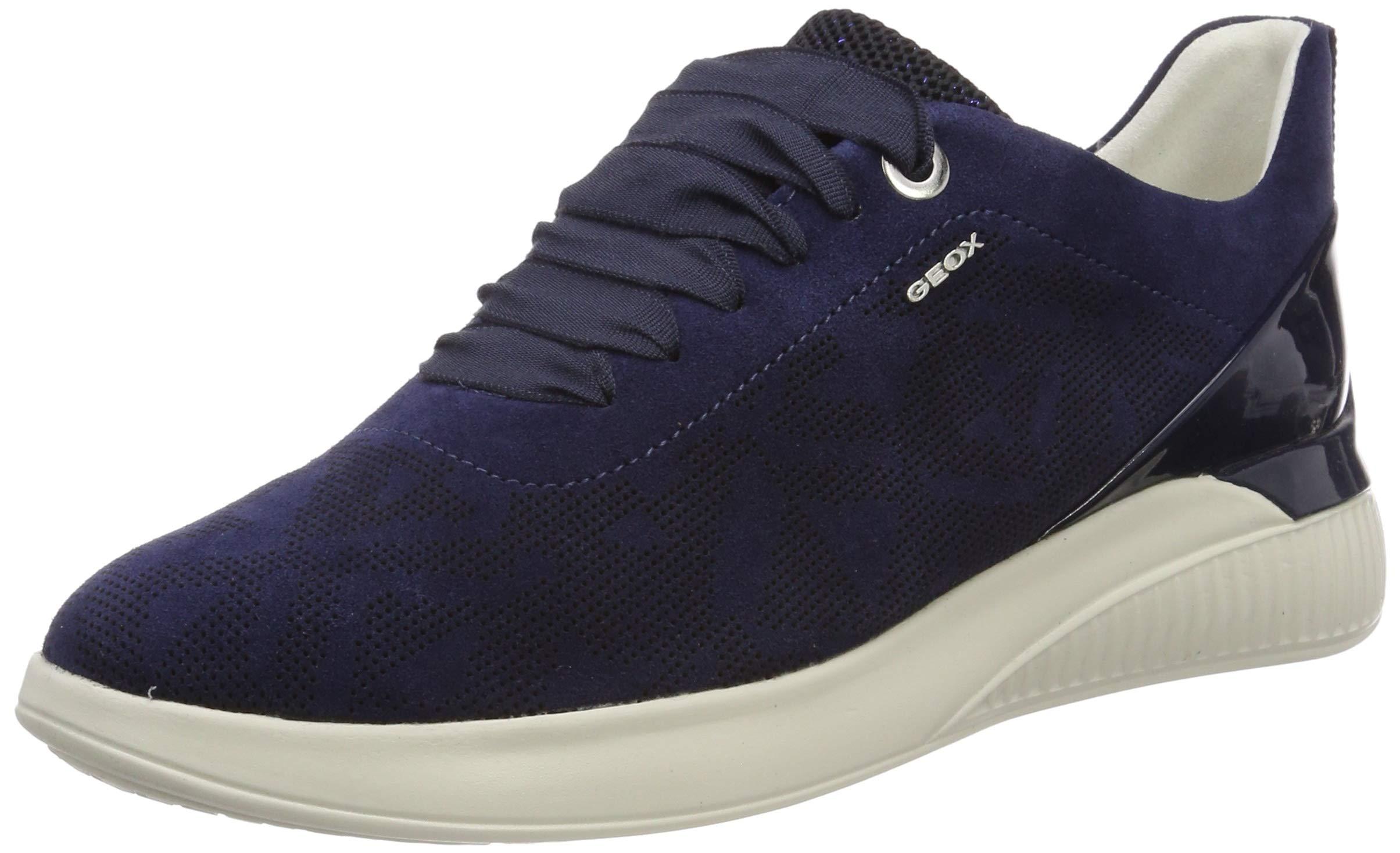 Geox Damen D Theragon C Sneaker 1