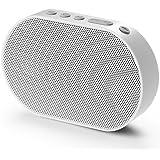 GGMM Smart-Lautsprecher, Bluetooth Lautsprecher, WLAN/Airplay/DLNA, 10W, 2200mAh, Weiß