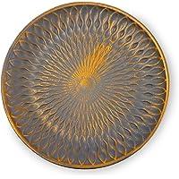 Flanacom Plateau de table décoratif moderne avec ornements