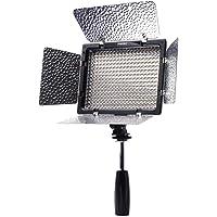 Éclairage pour vidéo ou Appareil Photo Yongnuo YN300 II - 2280 LM, 5500 K - Noir